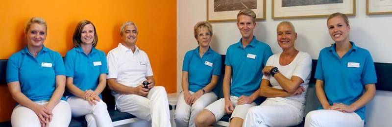 Сотрудники «Chirurgische Praxis Klinik»